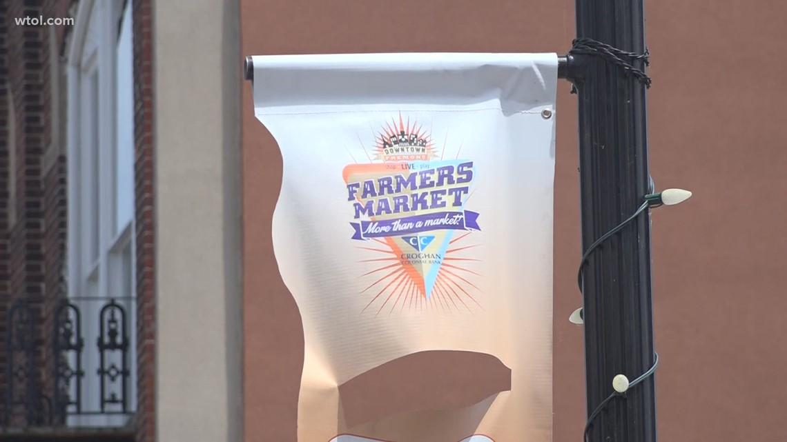 Downtown Fremont Farmers Market kicks off Saturday