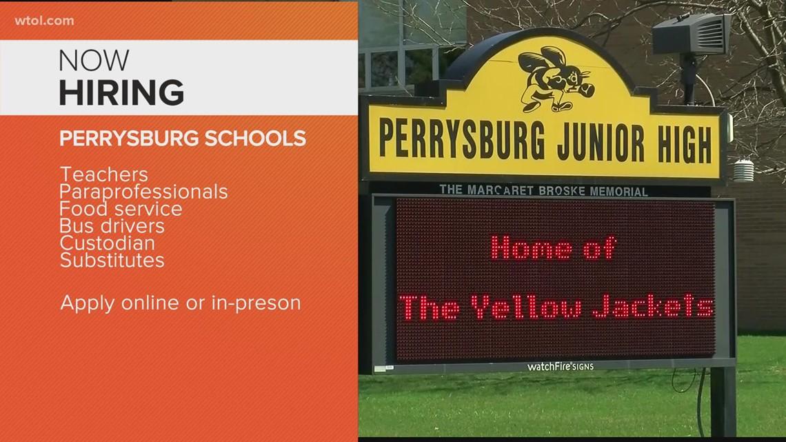 Perrysburg Schools hosting job fair for substitutes on Wednesday