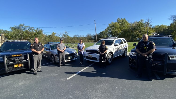 Wood County law enforcement agencies working together to reduce fatal and injury crashes on rural roads