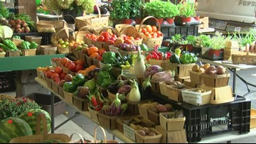 Lucas Co. WIC recipients eligible for Farmers' Market coupons