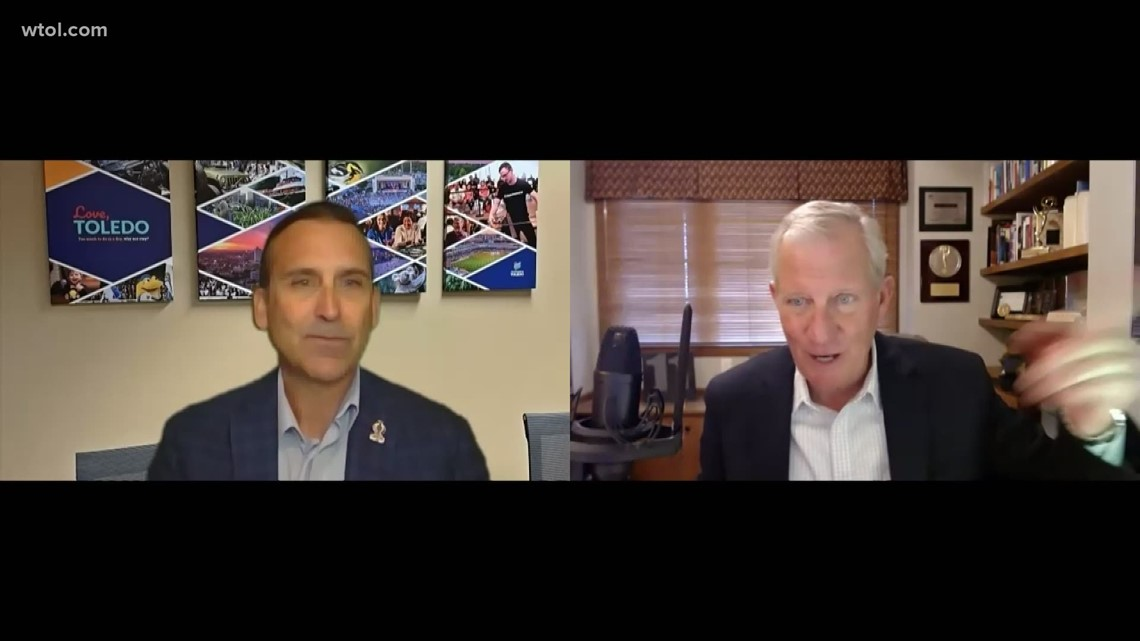 Lance Woodworth President and CEO of Destination Toledo - Part 1   Leading Edge May 30