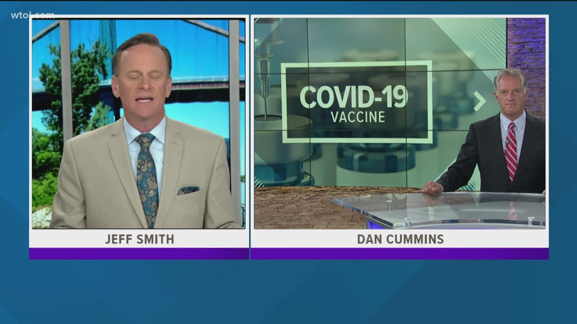 Pfizer says its COVID-19 vaccine is safe for kids - What comes next?