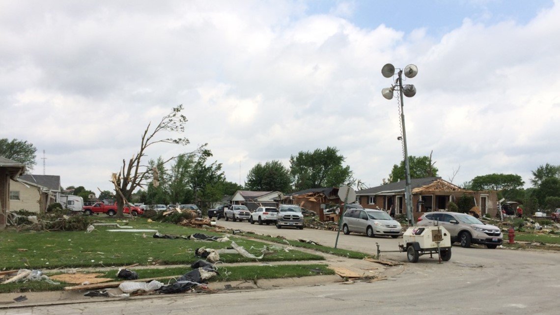 Toledo Gas Prices >> NWS: 20 tornadoes hit Ohio in six-hour span late Memorial ...
