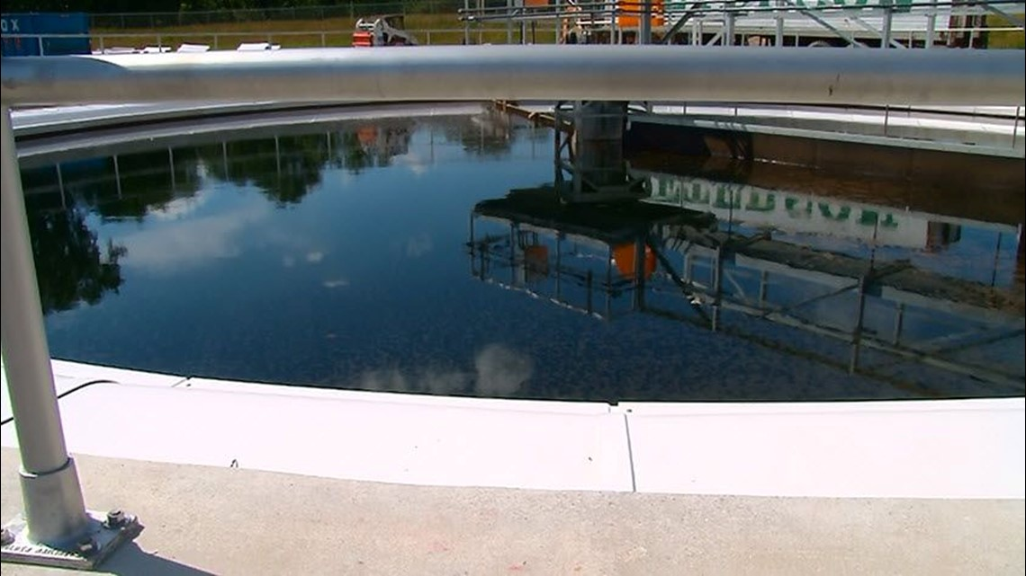 Perrysburg wastewater plant detects COVID levels 13 times higher than past readings