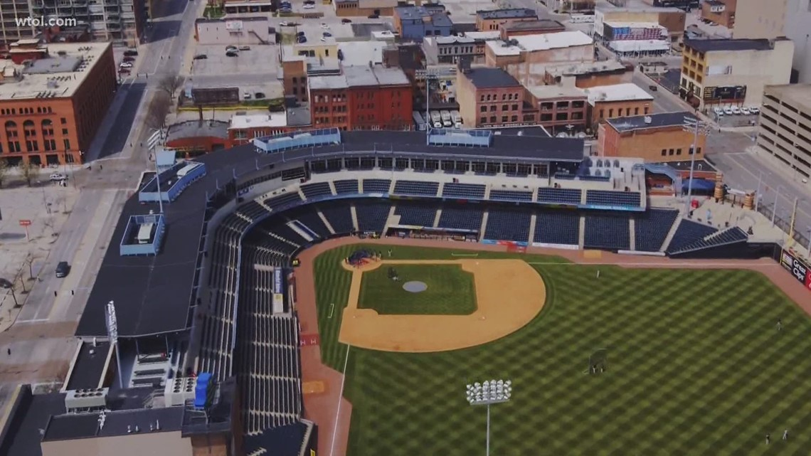 Bringing baseball back | How the Toledo Mud Hens are knocking COVID-19 out of the park