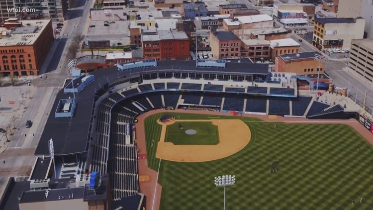 Mud Hens returning to full capacity starting June 8