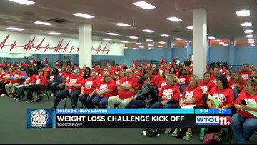 Super Fitness Weight Loss Challenge Kick Off 2018-19
