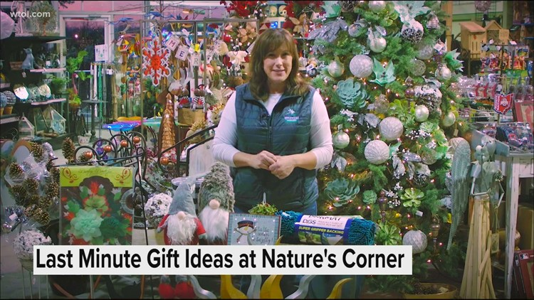 Haven't finished your last-minute Christmas shopping? Here are some tips | Go419: Nature's Corner