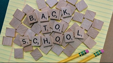 Easing back-to-school stress