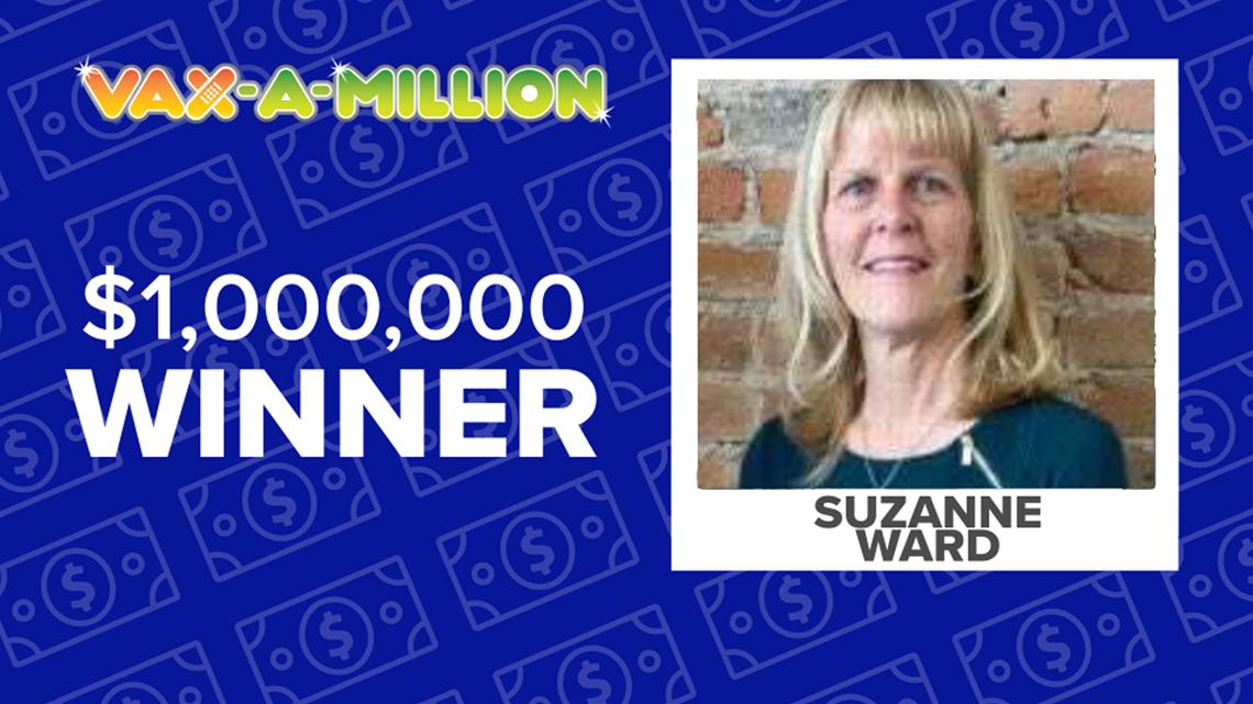 Findlay woman named fourth Vax-a-Million winner