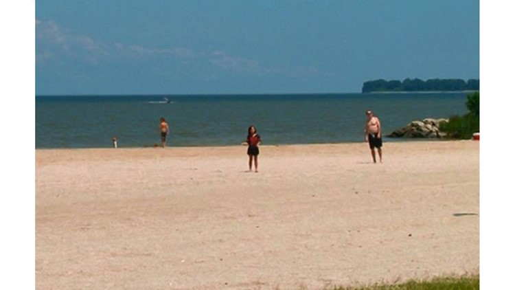 Lucas County tops list of Ohio's potentially unsafe beach days, data show