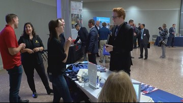 Jobs of the future are on display this week at the University of Toledo