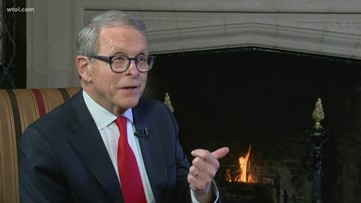 Gov. DeWine continues the fight against opioids, discusses plan to revamp foster care system