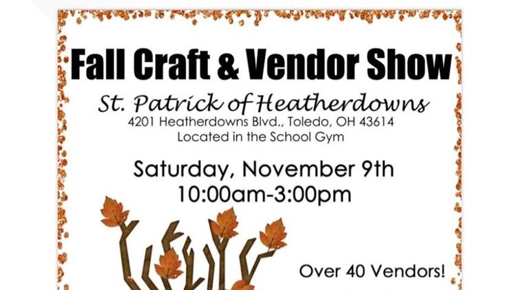 St. Patrick of Heatherdown Craft Show