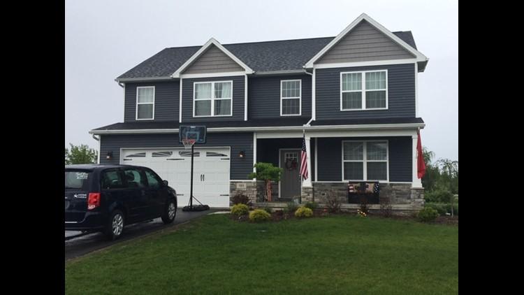 The Barnett home