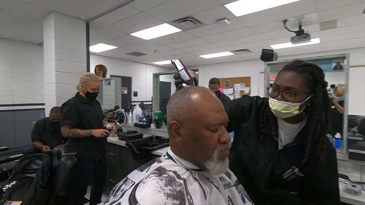 Fresh fades and good grades: TPS barber academy launches at Scott High School