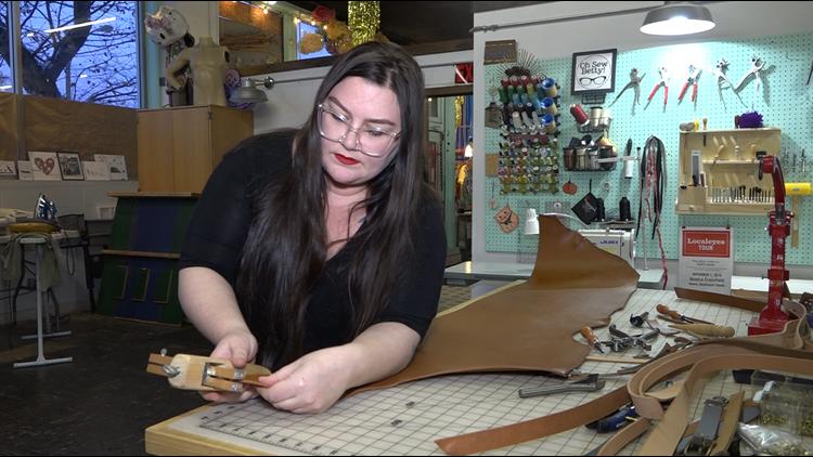 Jessica Crossfield Maker's Mart