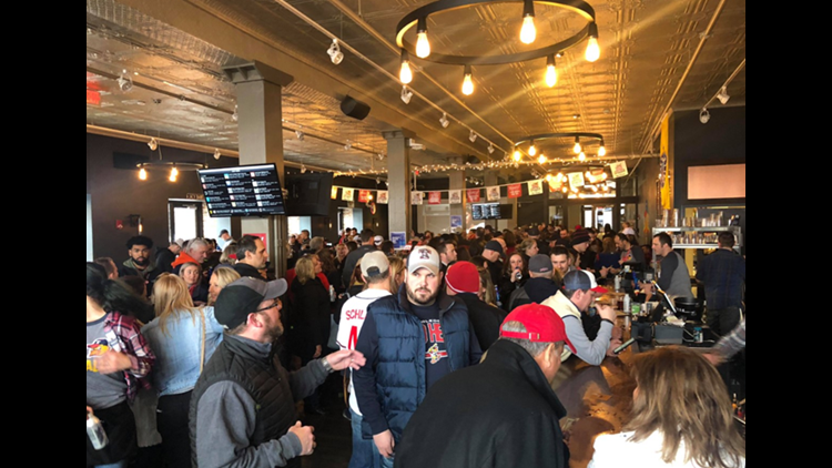 Mud Hens Opening Day brings thousands despite cold