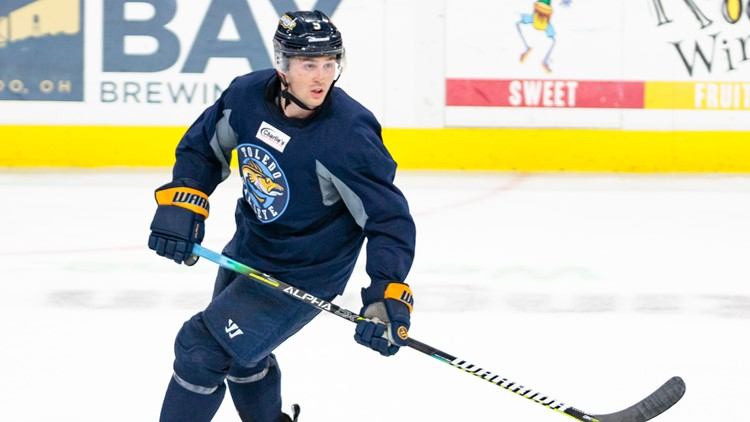 Sylvania native Myer preparing for first season with Walleye