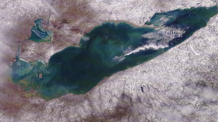 Lake Erie SAT