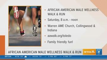 African American Male Wellness Walk & Run