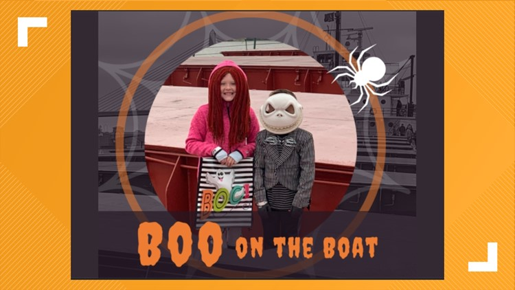 Bring your kids to 'Boo on the Boat' at the National Museum of the Great Lakes