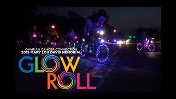 10-mile Glow Roll bike ride to benefit Toledo Ovarian Cancer Connection