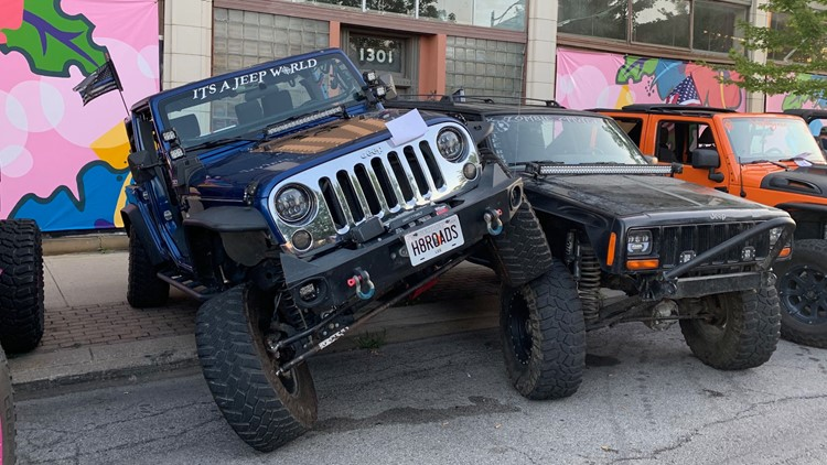 Northwest Ohio and beyond gather to celebrate Jeep at weekend festival