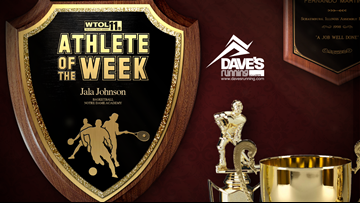 Athlete of the Week: Jala Johnson