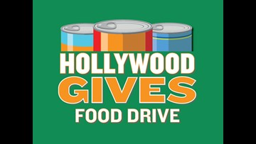 Hollywood Gives Food Drive underway at Hollywood Casino Toledo