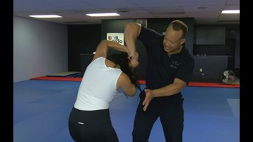 TPD officer explains why self defense skills are crucial for young students