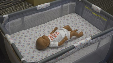 Infant mortality rates increasing in Lucas County