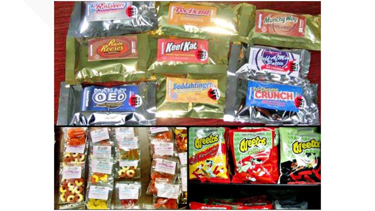 Ahead of Halloween, Ohio AG warns parents to be aware of cannabis edibles that look like popular candy, junk food brands