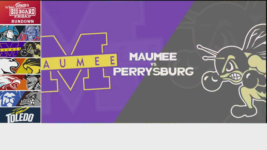 Big Board Friday Week 10: Maumee vs. Perrysburg (Ding Dong Bell)