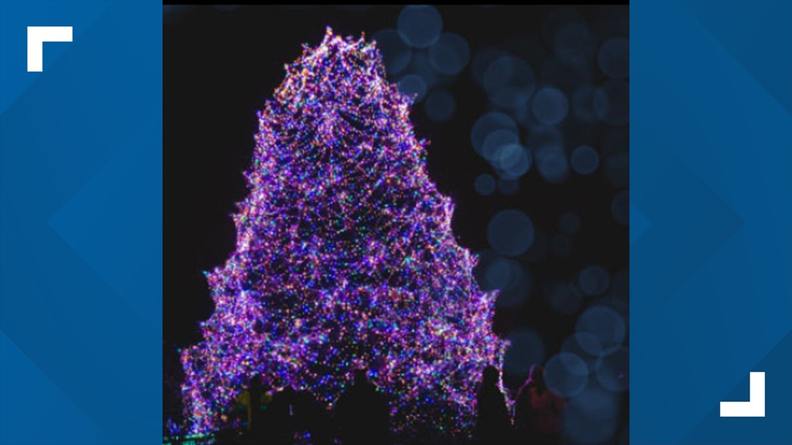 Lights Before Christmas opens at the Toledo Zoo with the tree-lighting ceremony on Nov. 22