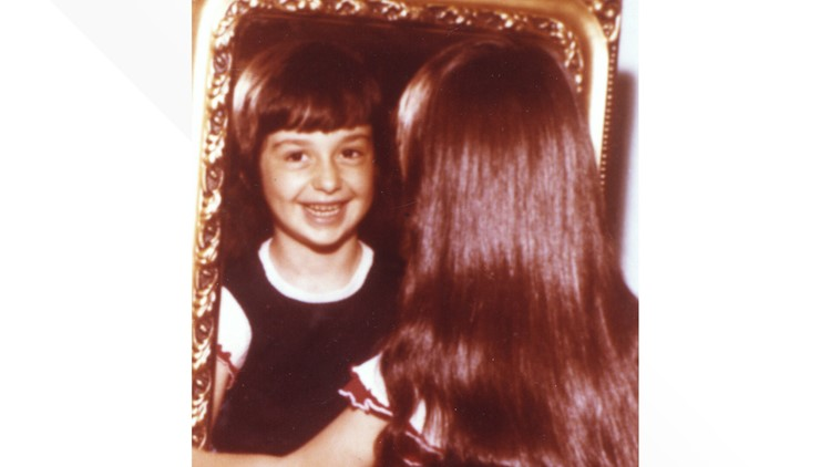 Dawn Backes childhood photo Cook brothers
