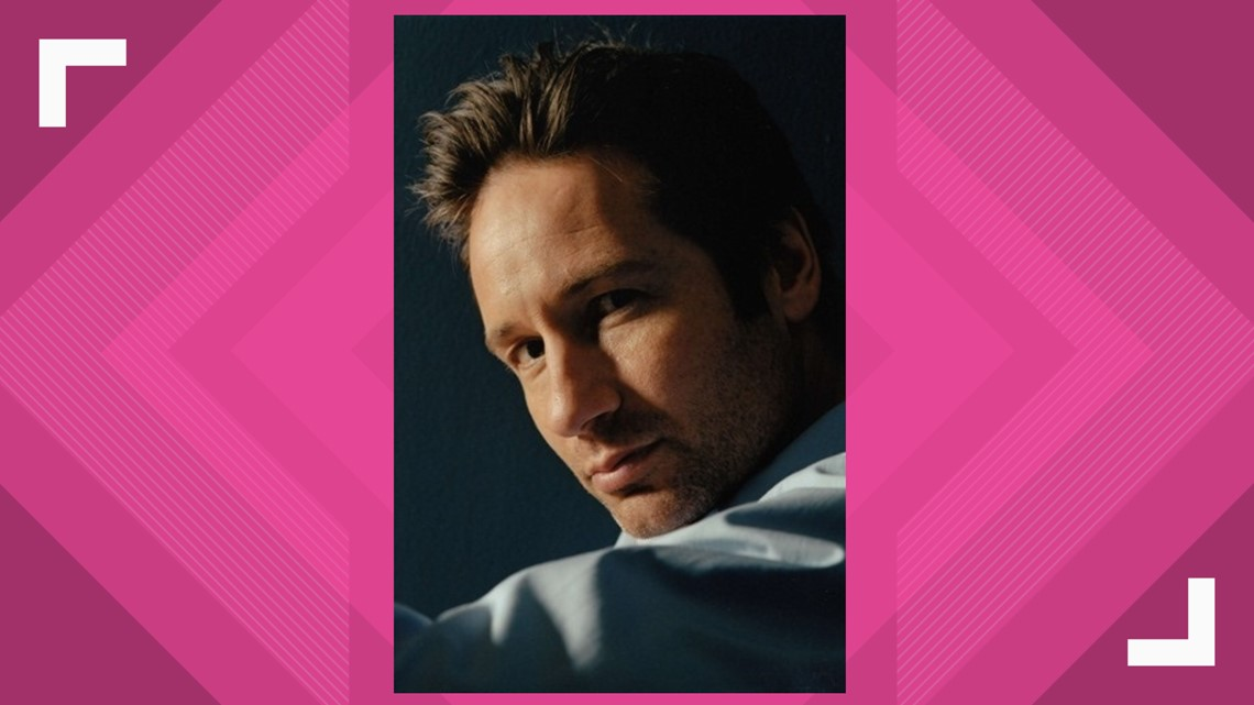 RESCHEDULED: 'X-Files' star David Duchovny coming to Toledo at a date to be named