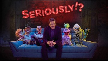 Jeff Dunham coming to Toledo