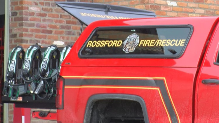 How the Rossford Fire Department prepares for severe weather