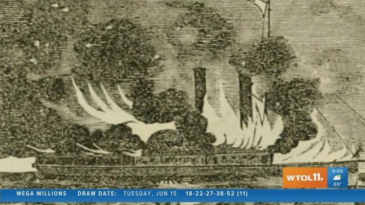 A tragedy on Lake Erie | Today in Toledo History June 17