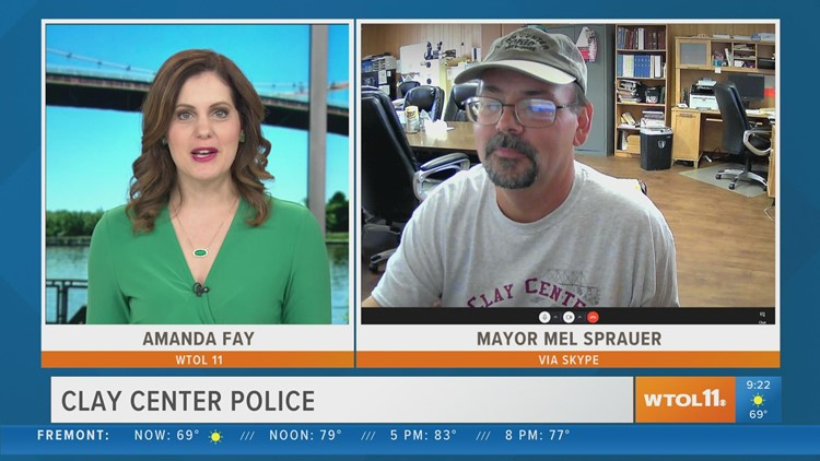 Clay Center looking for police officers