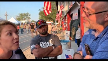 Video shows Fremont pastor and Republican Ohio Senate candidate engaged in tense exchange at Union Co. Fair