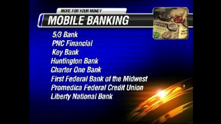 Mobile banking lets you control account from phone | wtol com