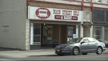 Main Street Deli holds 'Create Your Own Sandwich' competition for charity