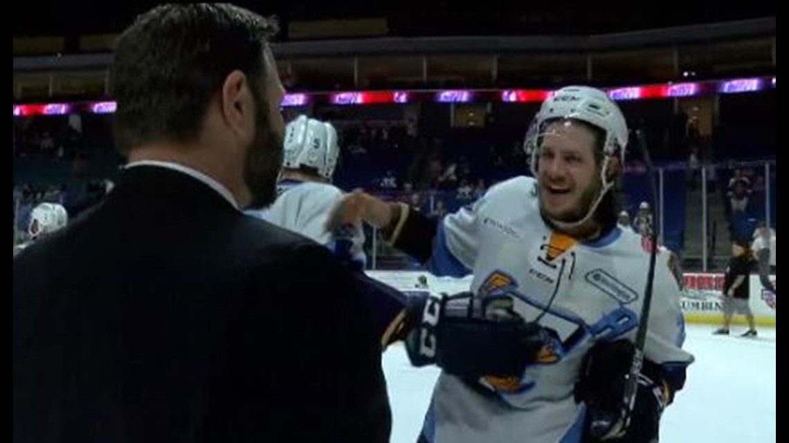 Ten years in the making, Toledo Walleye enter the Kelly Cup Finals