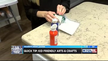 Family Focus Quick Tip: This mess-free activity is fun for kids of all ages