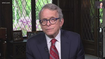 Ohio Gov. Mike DeWine talks long-term effects of COVID-19 on families