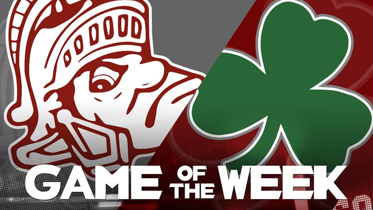 Game of the Week: Lima Senior Spartans vs. Central Catholic Fighting Irish