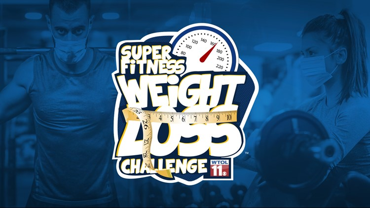 Quarantine pounds got you down? Join the Super Fitness Weight Loss Challenge this year for a new start