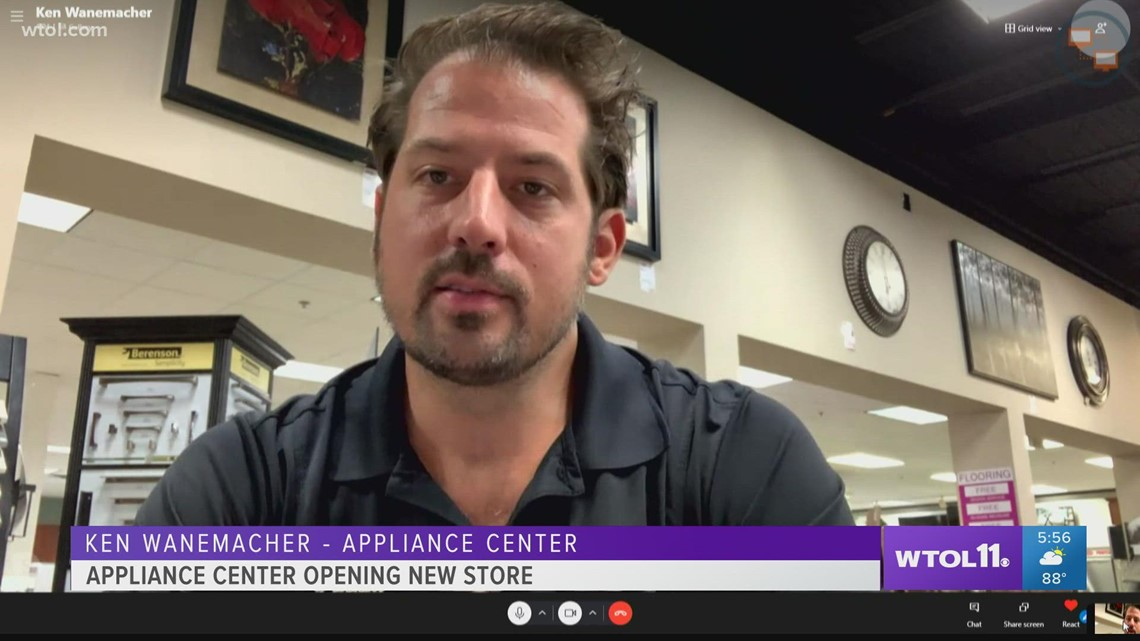 Appliance Center opening new store and looking for workers for all positions, all locations